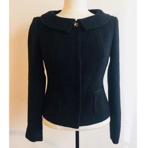 Talbots Black Blazer Size 4